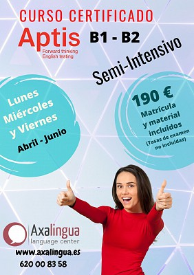 Semi-intensivo Aptis